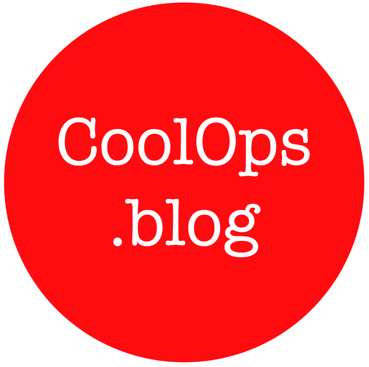 CoolOps Blog